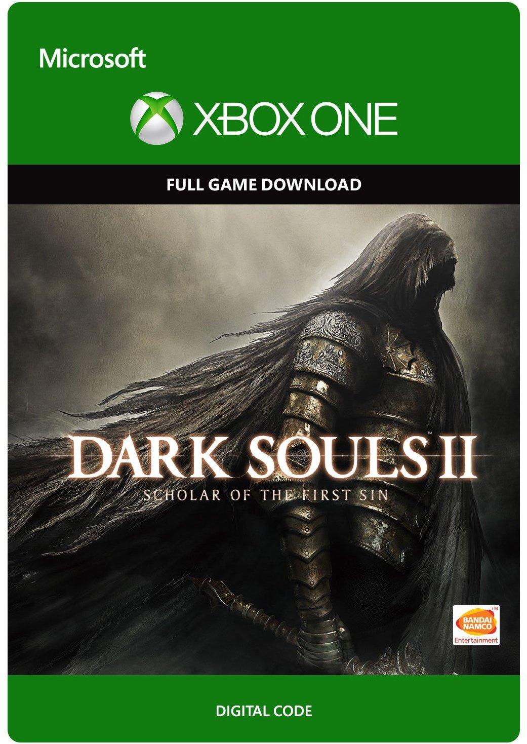Dark Souls II: Scholar of the First Sin (Xbox One) für 5,63€ (Xbox Store TR Xbox Live Gold)