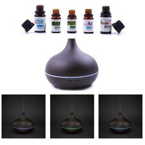 eBay - Luftbefeuchter + 5x Aromaöl