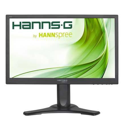 [NBB] HANNS.G HP205DJB - 49.5 cm (19.5 Zoll), LED, Höhenverstellbar, Lautsprecher, DVI-D