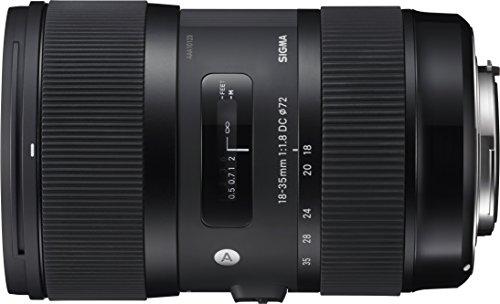 Sigma 18-35mm f1.8 DC HSM Art (Nikon) für 523,47€ [Amazon.es]