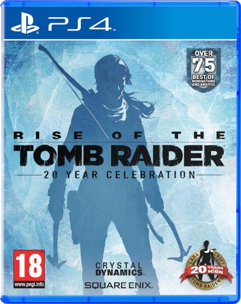 Rise of the Tomb Raider 20-Jähriges Jubiläum (PS4) für 17,68€ (Zavvi.fr)
