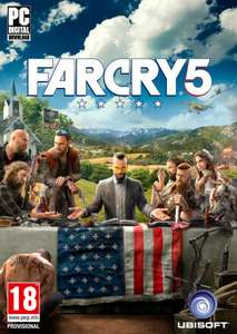 Far Cry 5 (uPlay) für 37,80€ (CDKeys)