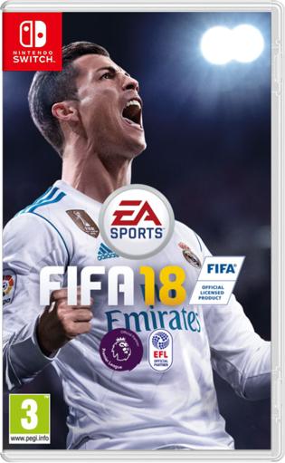 Fifa 18 (Nintendo Switch) für 25,63€