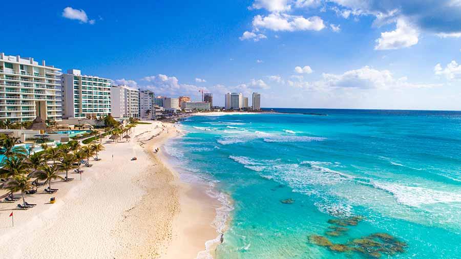 Mexiko ( Cancun) Hin und zurück ab Düsseldorf
