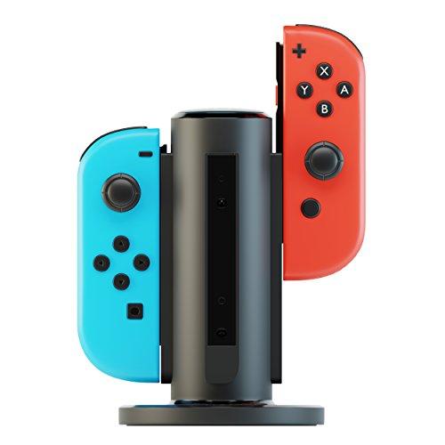 Lioncast Nintendo Switch Joy-Con Quad Charger