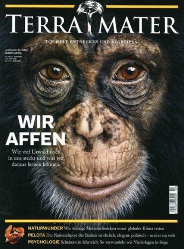 Terra Mater Magazin 1 Jahr (6 Ausgaben) kostenlos & automatisch endend [abo24]
