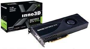 Inno3d GeForce GTX 1070 Ti Jet 8GB GDDR5