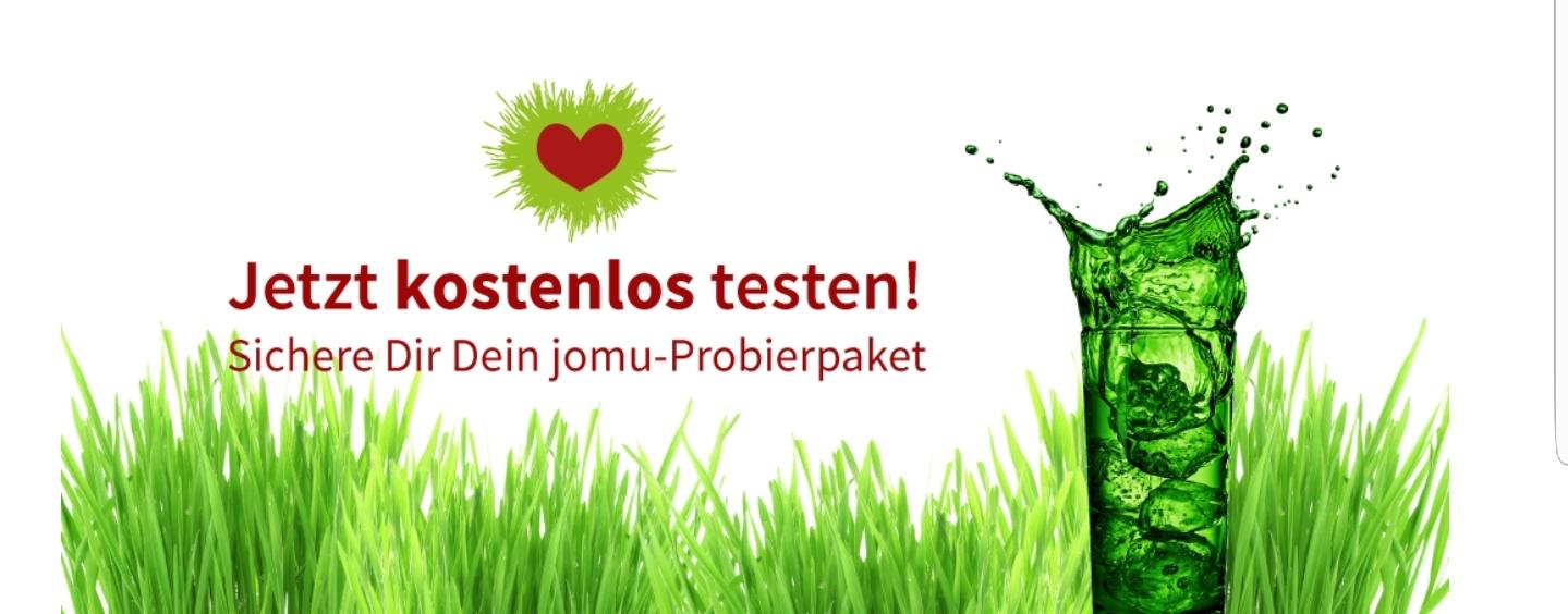 Probierpaket mit Bio Gerstengras Pulver