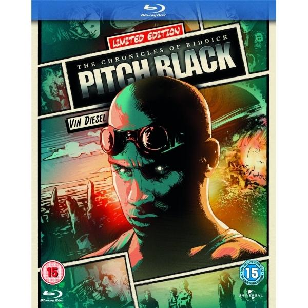 Pitch Black - Reel Heroes Edition (Blu-ray im Steelbook) für 4,49€ oder Riddick: Chroniken eines Kriegers - Reel Heroes Edition (Blu-ray im Steelbook) für 4,99€ (Shop4de)