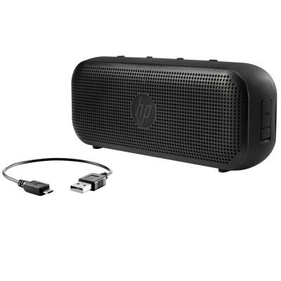 Hewlett-Packard HP Bluetooth Speaker 400 spritzwassergeschützt, staubgeschützt, 8h Akku