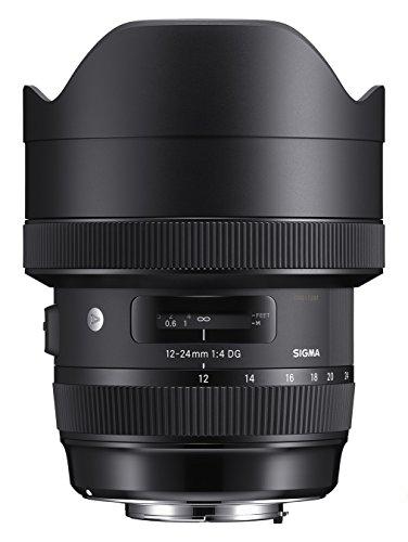 Sigma 12-24mm f4 DG HSM Art (Nikon) für 1.088,28€ [Amazon.es]