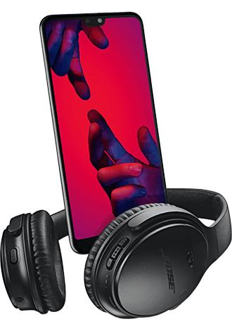 Huawei P20 Pro Deal mit Vodafone Young M Basic Phone + evtl. Bose Kopfhörer