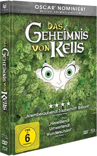 Das Geheimnis von Kells Collectors Edition Mediabook (Blu-ray + DVD) für 7,97€ (Amazon Prime & Dodax)