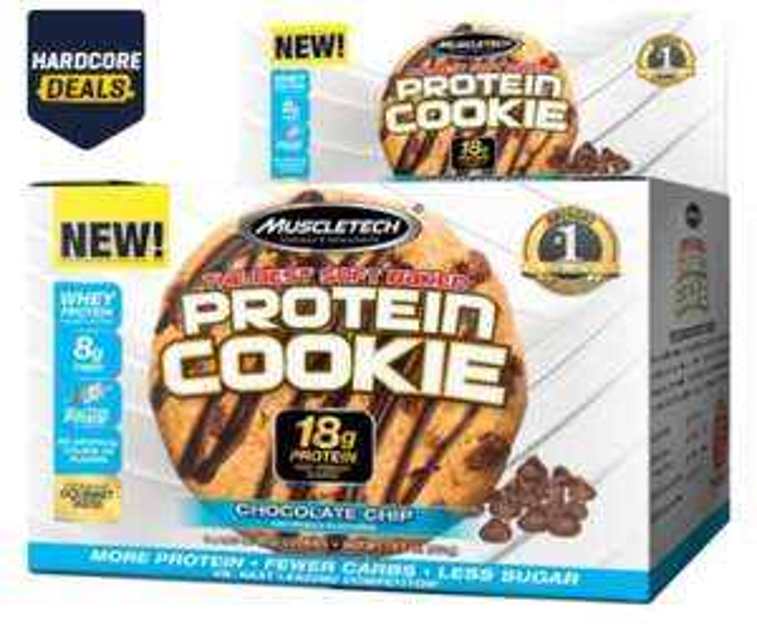 Muscletech Protein Cookies 80ct/Stück
