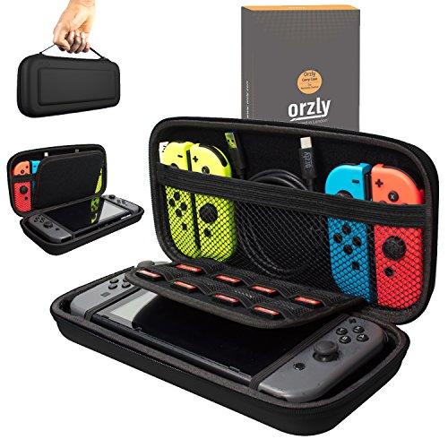 Orzly Tragetasche für Nintendo Switch in Schwarz €7.99