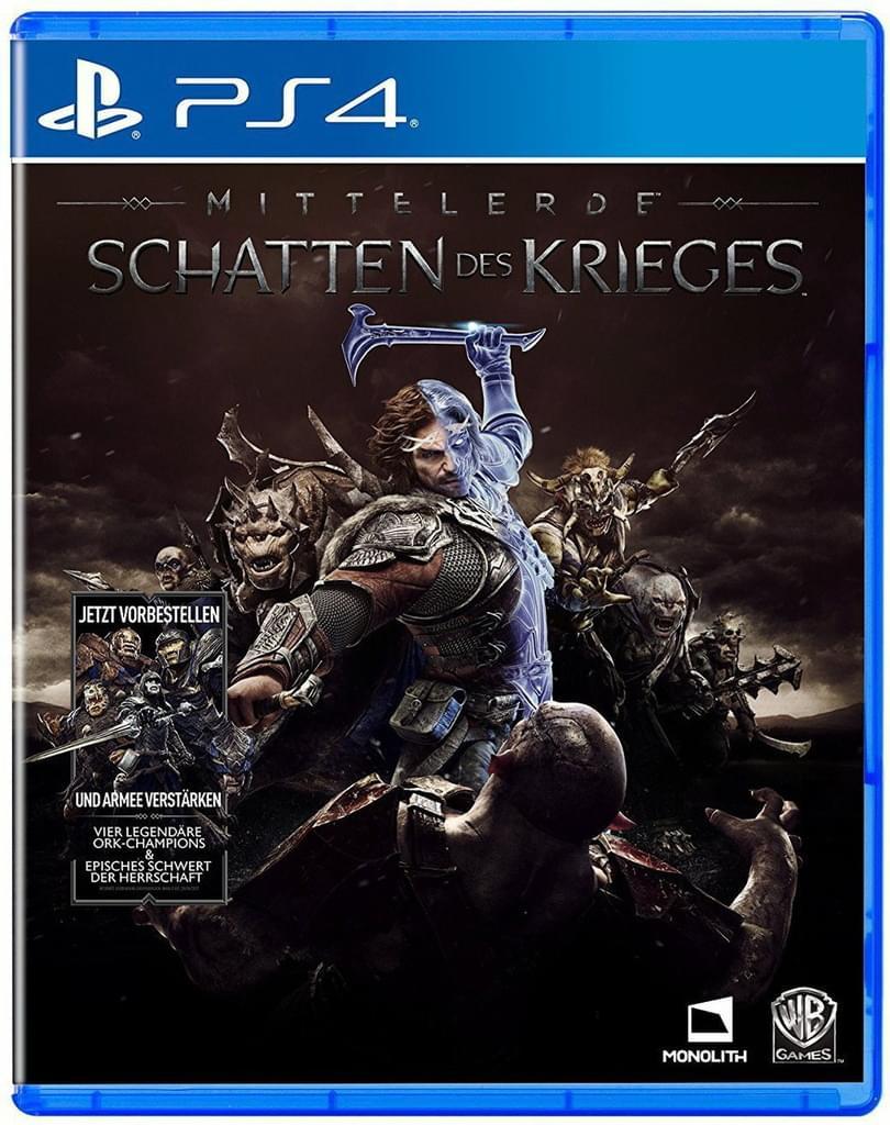 real,-: Mittelerde: Schatten des Krieges für Playstation 4