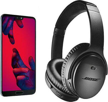 "[Schweiz-Digitec] Smartphone 6.1"" Huawei P20 Pro - Full HD OLED, Kirin 970, RAM 6 GB, ROM 128 GB + Kopfhörer Bose QuietComfort QC35"