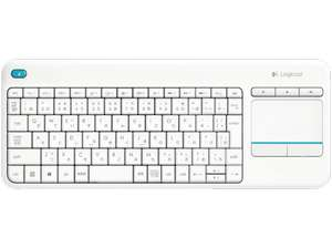Logitech K400 Plus Wireless Touch Tastatur für 17€ [Mediamarkt]