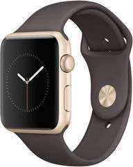 [Schweiz-Digitec.ch] Apple Watch Series 1 (42mm, Aluminium, Silikon) - gold/kakao