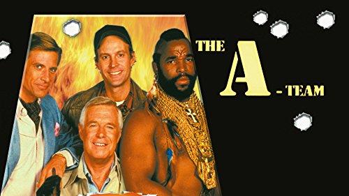 Das A-TEAM die Serie Staffel 1 (HD) für 4,99€ zum KAUFEN [Amazon Video]