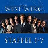 The West Wing Staffel 1–7 deutsch bei iTunes SD-Version