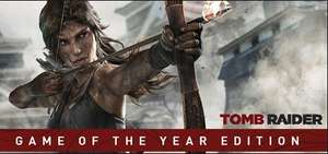 Tomb Raider - Game of the Year Edition für 4,49€ [Steam]
