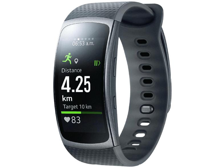 [Saturn] SAMSUNG Gear Fit 2, Smartwatch, Kunststoff, L, alle Farben ==> Update: Jetzt für 79,20€