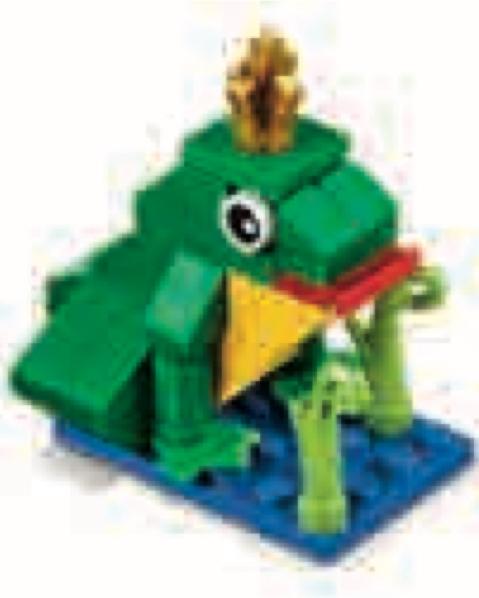 Heute: Gratis Froschkönig in den Lego-Stores [Lego Stores offline]