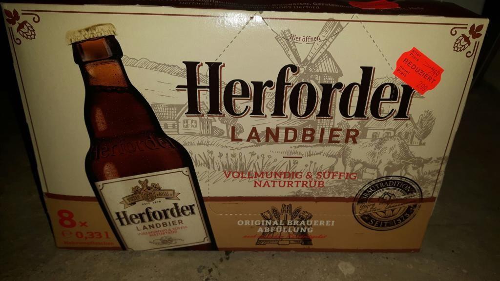 LOKAL Oldenburg Herforder Landbier 8er (Famila Wechloy)