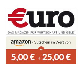 Euro Magazin +  25 EUR BestChoice-Gutschein direkt vom Verlag + 5€ Von Spartanien (Kündigen!)