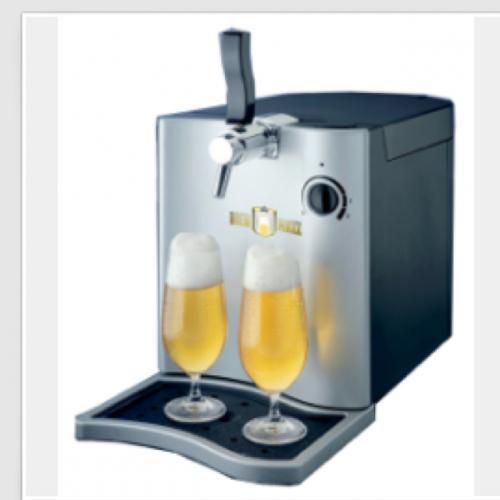 Bier Maxx Bierzapfanlage mit elektrischer Kühlung @ebay
