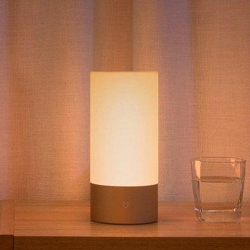 Original Xiaomi Mijia LED Smart Bluetooth WiFi Control Bedside Light Sunrise Sunset Simulation 39,22 Eur
