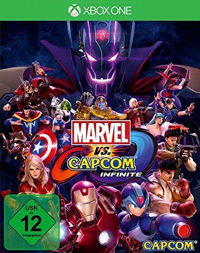 Marvel Vs Capcom Infinite (Xbox One) für 12,04€ & (PS4) für 14,99€ (Amazon Prime & Conrad)