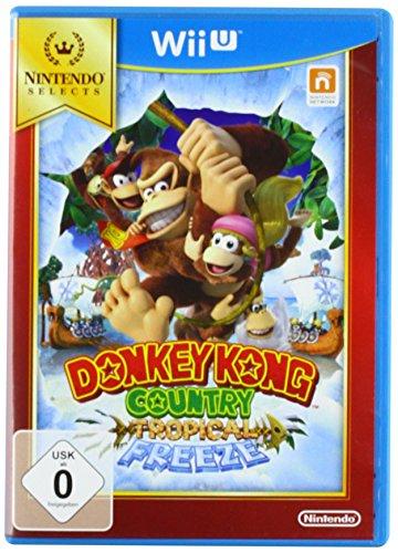 Donkey Kong Country: Tropical Freeze (Wii U) für 11,14€ (Amazon Prime & Conrad)