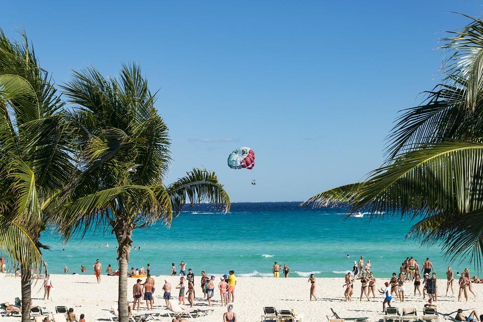 Karibik: Lastminute aus Düsseldorf nach Mexiko ab 263€ hin und zurück (2. - 9. April)