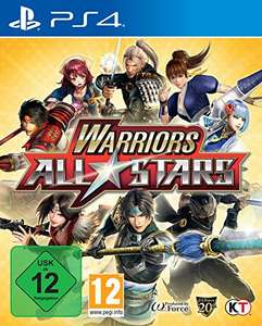 Warriors All Stars (PS4) für 17,77€  & Final Fantasy XV - Day One Edition (Xbox One) für 14,99€ (Amazon Prime & Conrad)