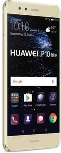 "[we_connect@eBay] Huawei P10 lite 5.2"" Full HD Smartphone (1920x1080, 12/8MP, 32 GB, 4 GB RAM, Dual-SIM, Quick Charge) in Platinum Gold"