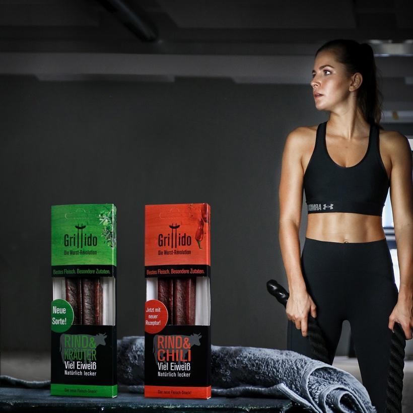 Telekom Mega-Deal: 2x Grillido Sportwurst geschenkt
