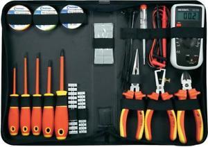 Toolcraft VDE-Werkzeugset für den Elektriker 50-tlg.