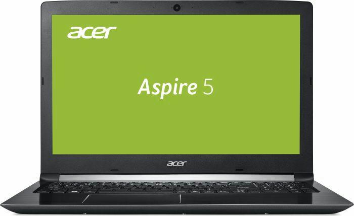 "Notebook 15.6"" Acer Aspire 5 A515-51-86HX - Full HD IPS, i7-8550U, RAM 8 GB, SSD 256 GB, USB Typ-C, Bluetooth, WLAN (NBB)"