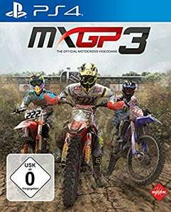 MXGP3 - The Official Motocross Videogame - [Playstation 4] [Amazon Prime]