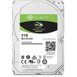 "Seagate BarraCuda Compute 5TB (ST5000LM000) 2,5"" HDD"