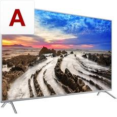 [alternate] Samsung UE75MU7000 - 75 Zoll Ultra HD Smart TV (3840x2160, Edge-Lit, Local Dimming, HDR@8bit+FRC, 120 Hz, Triple Tuner mit DVB-T2, LAN, WLAN, DTS, Dolby Digital Plus, USB-Recorder, Unicable)
