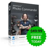 Ashampoo Photo Commander 15 gratis