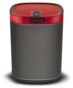 Flexson Farbfolie Sonos PLAY:1 ColourPlay Skin (Racing Red Gloss)