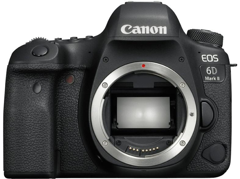 Canon EOS 6D Mark II mit 7,5% shoop & 200 € Canon Cashback
