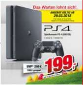 PS4 Slim [500 GB] TOOTAL MARKT