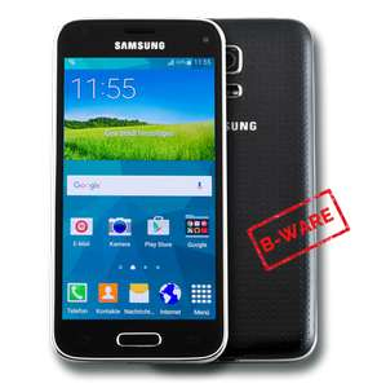 Samsung Galaxy S5 Mini (4,5'' HD AMOLED, 1,5GB RAM, Android 6) als B-Ware für 44,99€ [Buyfox]