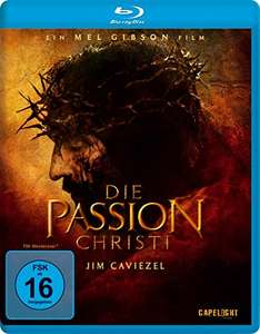 Die Passion Christi (Blu-ray) für 5,79€ (Amazon Prime & Saturn)