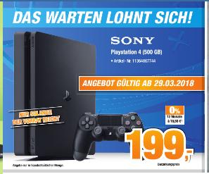 PS4 Slim [500 GB] EXPERT BENING